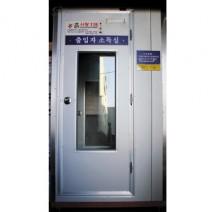 [흙사랑119] 대인용소독기/모델명:SOL-COCOFAN/규격:센드위치판넬/콤프레샤